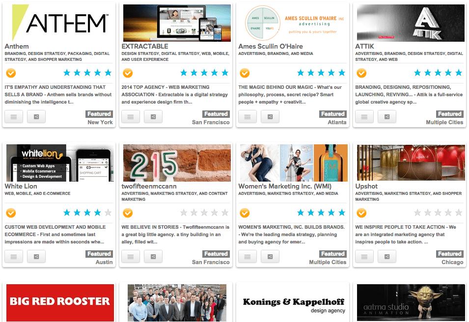 Top Mobile Agencies | List of 340 Best Mobile Companies