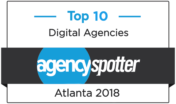Atlanta digital agencies 2018 ddf97477445fa805202010c4d5b5eacb30066874af788fd75a7f02286e37a227