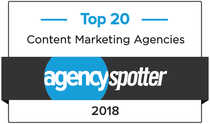 Content marketing agencies 2018 7a266b256e5b7f9f44ecd67d4fbd1f76864041014b524b699259dc9d3e70c86d