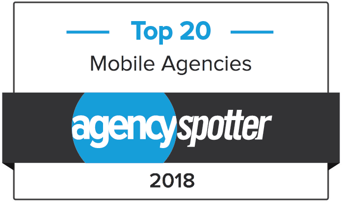 Mobile marketing agencies 2018 e6718cb49cbe54e28534301f547b14893dc981394714de764463f87aa41676d0