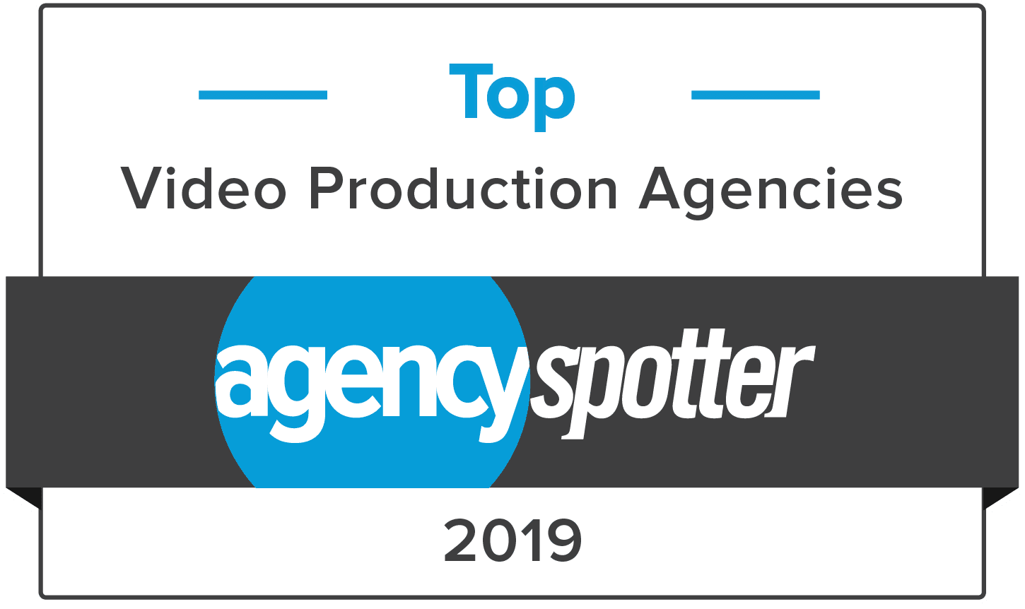 Video production agencies 2019 235fbb46bd09dafb86e5569b263f441d9bae4ef00ced8d6c8de44e8df01ffd30
