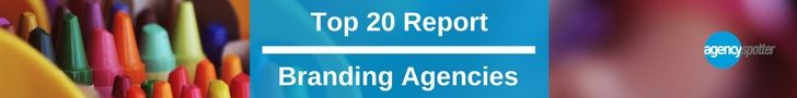 Top 20 branding agencies report agency spotter