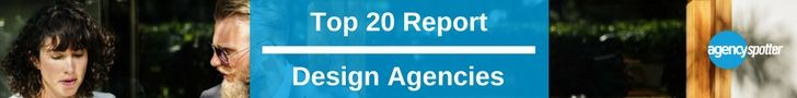 Top design agencies report agency spotter