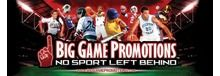 Big Game Promotions