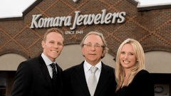Komara Jewelers Marketing