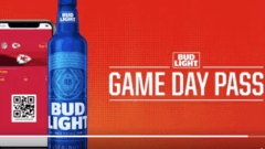 Goodbye FOMO, Hello Bud Light Game Day Pass