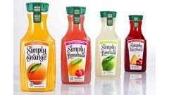 Simply Beverages Redesign