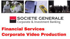 Financial Services Corporate Video Production