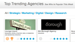 2nd overall Top Trending Agency