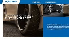 An all-or-nothing tire brand gets an all-everything website.