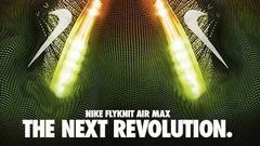 NIKE FLYKNIT COLLECTION - email design and localisation
