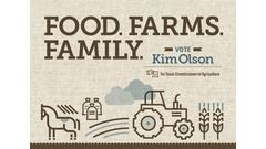 Kim Olson for Texas Commissioner of Agricultre