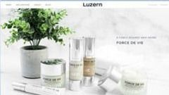 Luzern Website and Advertising