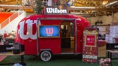 The Wilson Experience: Airstream Tour