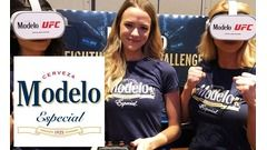 Modelo UFC Fighting Spirit VR Challenge