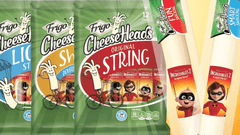 Snack Cheese Incredibles 2 Case Study