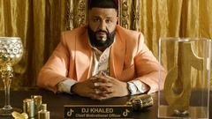 TikTok: DJ Khaled Chief Motivational Officer