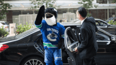 Vancouver Canucks Jumbotron Campaign