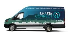 ShastaConnect new Bus service
