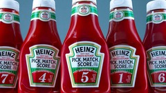 The Heinz Bottle Matchup