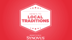Tuscaloosa Gameday Traditions - Synovus