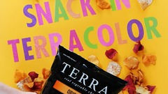 +6.85% Sales Connected to Media Via Snack in TERRAColor Campaign