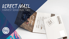 Restaurant Group Direct Mailer