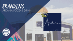 Árdana Food & Drink Branding