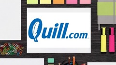 Successfully drove sales on Quill.com at a low cost per acquisition