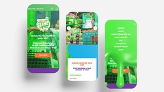 Slime City Miami Website