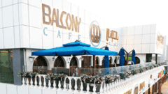 Balcony Cafe Branding