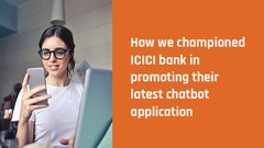 ICICI career chatbot - Explainer video