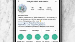 Lead Generation for Morgan Ranch Apartment Homes