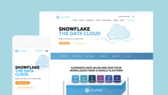 Building a brand for scale with Snowflake