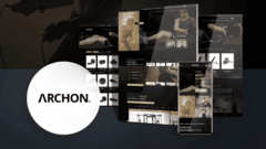 Archon Fitness Website