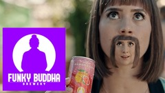Funky Buddha Premium Hard Seltzer WebAR Face Filter Launches with Super Bowl Commercial