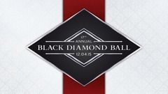 Black Diamond Ball