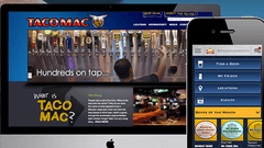 "Cross-Channel Campaign asks users, ""Where's Your Taco Mac?"""