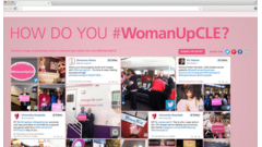 it's time to #womanup