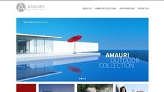 Amauri USA Website, Sales Catalog