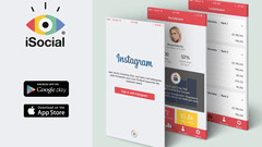 iSocial Mobile and Web App