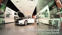 Tesla Motors iPad App
