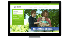 OCCU Website Redesign