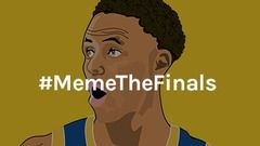 NBA Meme the Finals