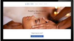 Full Rebrand for Spa Business
