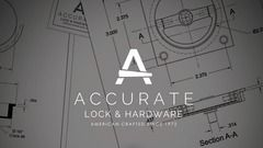 Accurate Lock & Hardware Branding