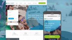 Alliant Credit Union Website