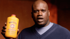 Gold Bond Gets Cool w/Shaq