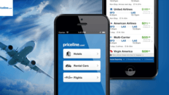 Priceline - FlightFinder