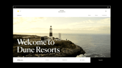 Dune Resorts Custom Booking Platform